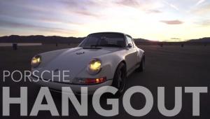 Porsche Hangout